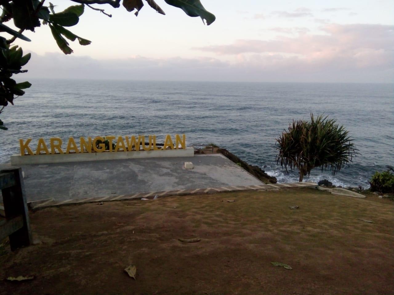 Penataan Pantai Karangtawulan Disesalkan  kabarpriangan.com